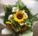 BOUQUET  GIRASOLE